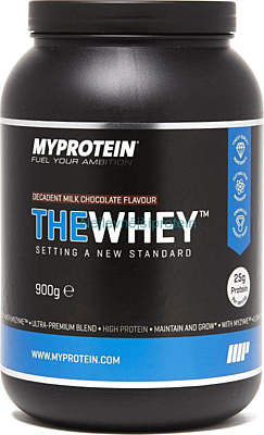 MyProtein The Whey