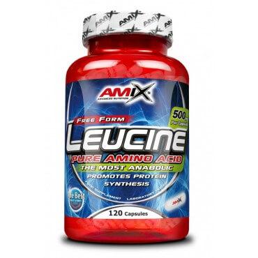 Amix L-Leucine 500 mg