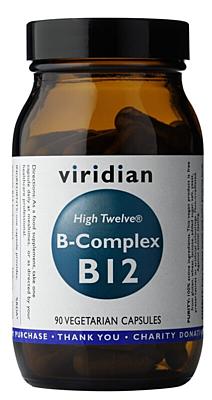 Viridian BComplex B12 High Twelwe