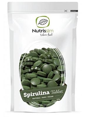 Nutrisslim Spirulina tablety 125 g