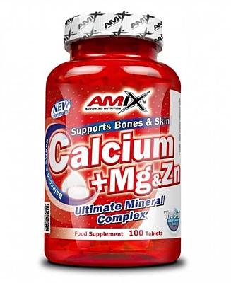 Amix Calcium + Magnesium + Zinek
