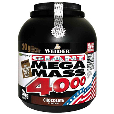 Weider Giant Mega Mass Gainer 4000