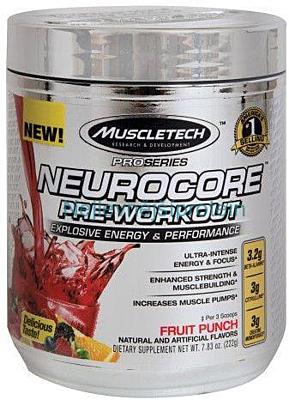 Muscletech Neurocore Pro Series Pre-workout