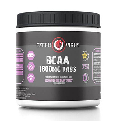 Czech Virus BCAA 1800 mg
