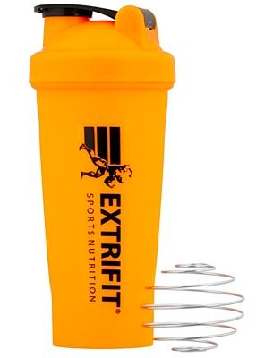 Extrifit Shaker 600 ml Oranžová