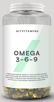 MyProtein Omega 369 120 kapslí