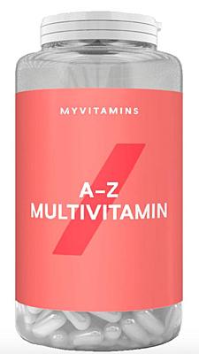MyProtein A-Z Multivitamín 90 tablet