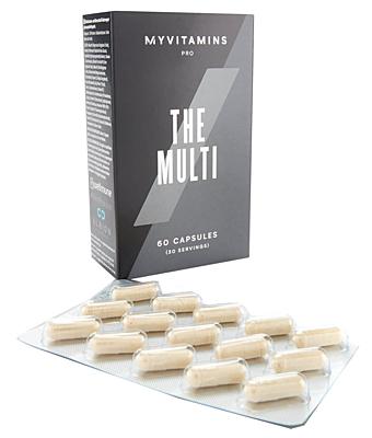 MyProtein The Multi 60 kapslí