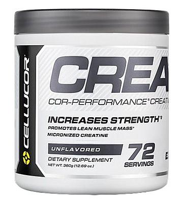Cellucor COR-Performance Creatine 360 g + ručník ZDARMA