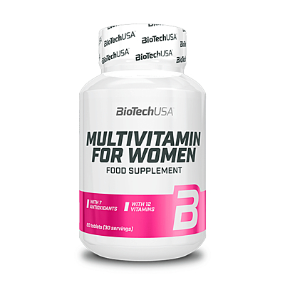 BioTech USA MultiVitamin for women