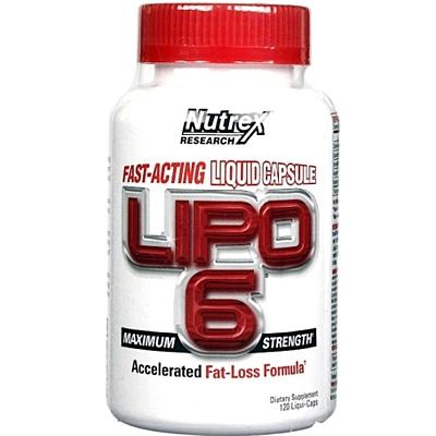 Nutrex Lipo 6 stim-free