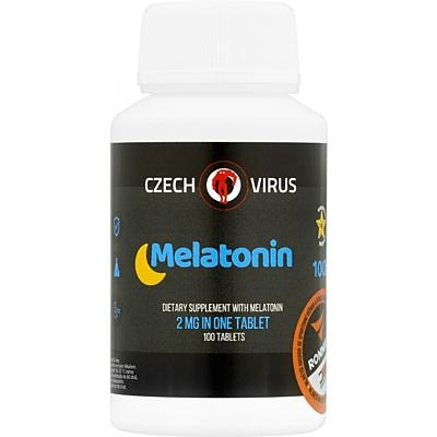 Czech Virus Melatonin 100 tablet