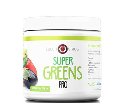 Czech Virus Super Greens Pro 330g