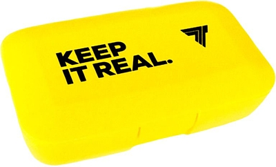 Trec Nutrition Krabička na tablety Keep It Real